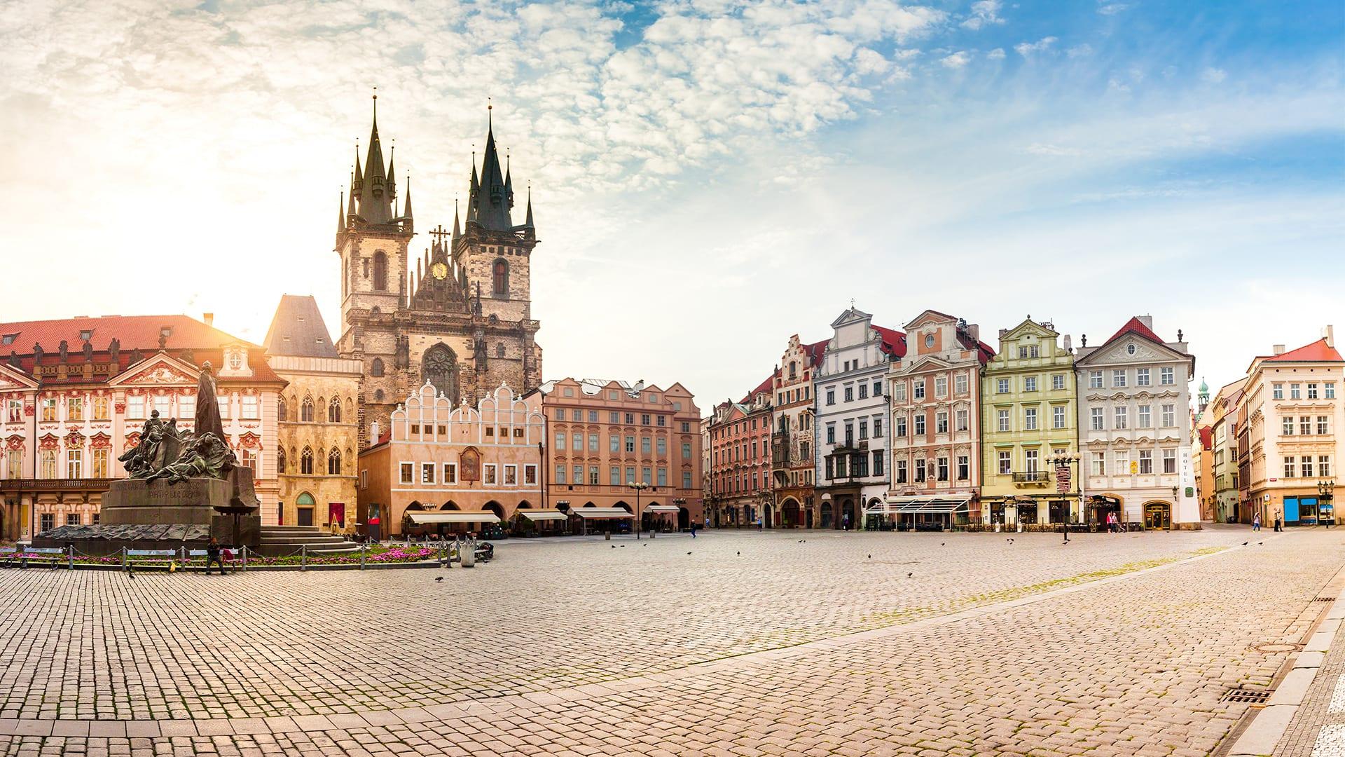 PragueOldSquare